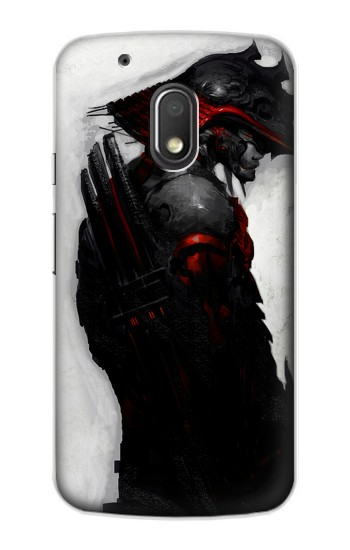 Printed Dark Samurai Motorola Droid Turbo 2 / X Force Case