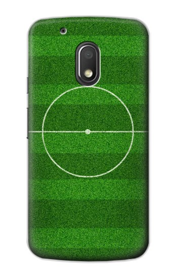 Printed Football Soccer Field Motorola Droid Turbo 2 / X Force Case