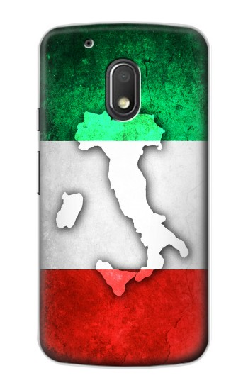 Printed Italy Flag Motorola Droid Turbo 2 / X Force Case