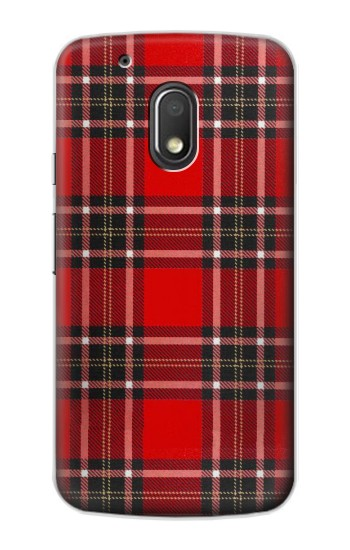 Printed Tartan Red Pattern Motorola Droid Turbo 2 / X Force Case