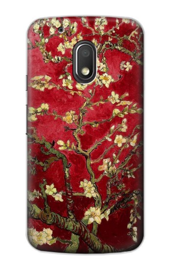 Printed Red Blossoming Almond Tree Van Gogh Motorola Droid Turbo 2 / X Force Case