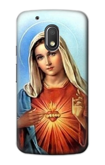 Printed The Virgin Mary Santa Maria Motorola Droid Turbo 2 / X Force Case