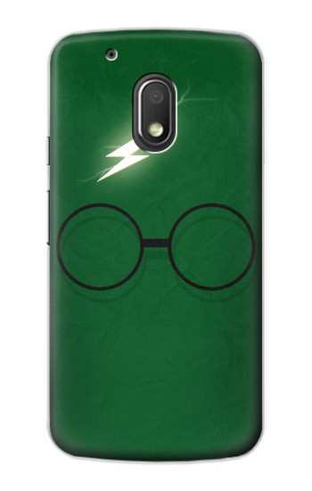 Printed Harry Potter Minimalist Motorola Droid Turbo 2 / X Force Case