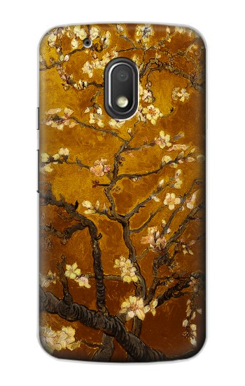 Printed Yellow Blossoming Almond Tree Van Gogh Motorola Droid Turbo 2 / X Force Case