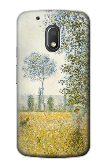 Printed Claude Monet Fields In Spring Motorola Droid Turbo 2 / X Force Case