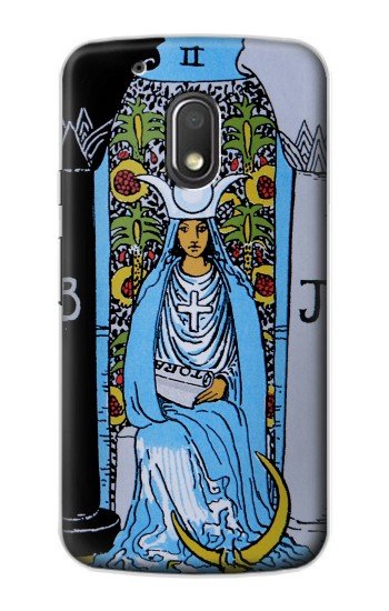 Printed High Priestess Tarot Card Motorola Droid Turbo 2 / X Force Case