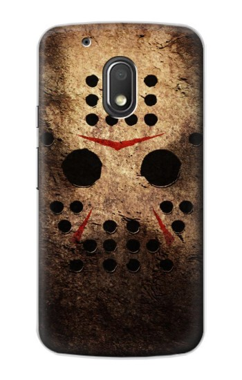 Printed Jason Hockey Mask Motorola Droid Turbo 2 / X Force Case
