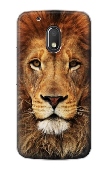 Printed Lion King of Beasts Motorola Droid Turbo 2 / X Force Case