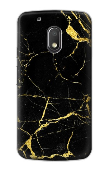 Printed Gold Marble Graphic Printed Motorola Droid Turbo 2 / X Force Case