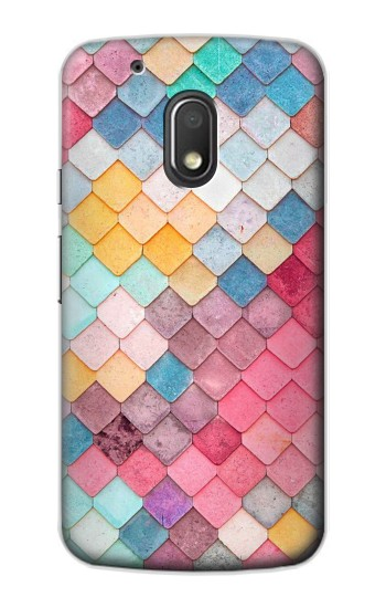Printed Candy Minimal Pastel Colors Motorola Droid Turbo 2 / X Force Case