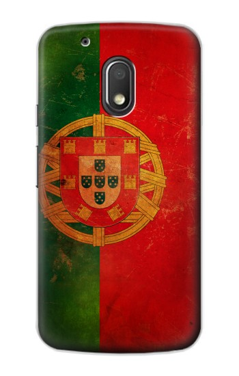 Printed Vintage Portugal Flag Motorola Droid Turbo 2 / X Force Case