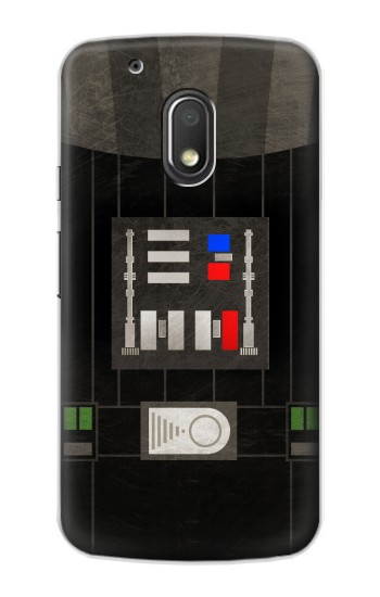 Printed Darth Vader Chest Plate Motorola Droid Turbo 2 / X Force Case