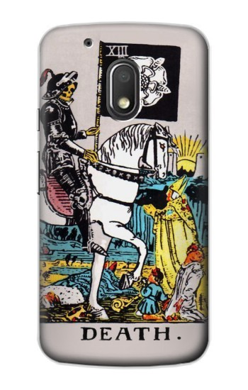 Printed Tarot Card Death Motorola Droid Turbo 2 / X Force Case