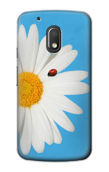 Printed Vintage Daisy Lady Bug Motorola Droid Turbo 2 / X Force Case