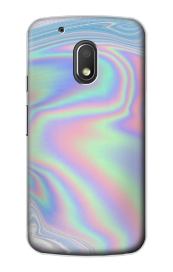 Printed Pastel Holographic Photo Printed Motorola Droid Turbo 2 / X Force Case