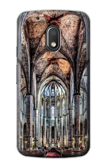 Printed Santa Maria Del Mar Cathedral Motorola Droid Turbo 2 / X Force Case