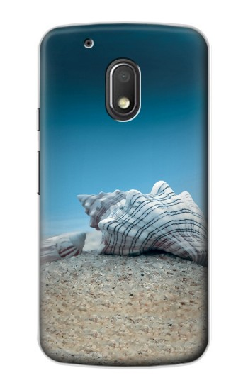 Printed Sea Shells Under the Sea Motorola Droid Turbo 2 / X Force Case