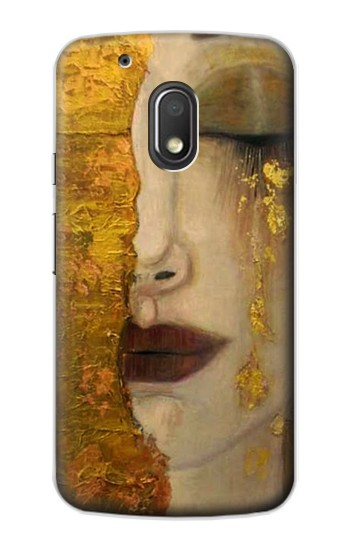 Printed Gustav Klimt Golden Tears Motorola Droid Turbo 2 / X Force Case