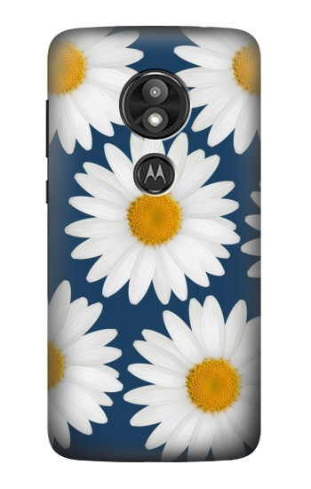 Motorola Moto E5 Play Daisy Blue Case Cover