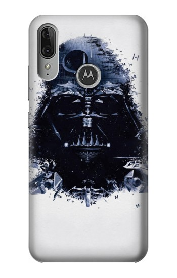 Printed Darth Vader Motorola Moto E6 Plus Case