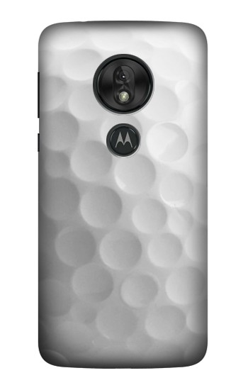 Printed White Golf Ball Motorola Moto G7 Play Case