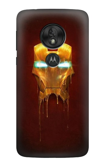Printed Ironman Mask Motorola Moto G7 Power Case