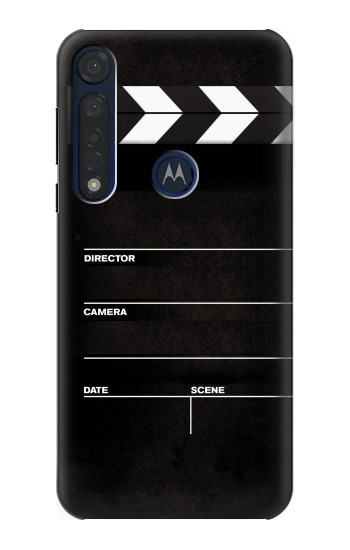 Printed Director Clapboard Motorola Moto G8 Plus Case