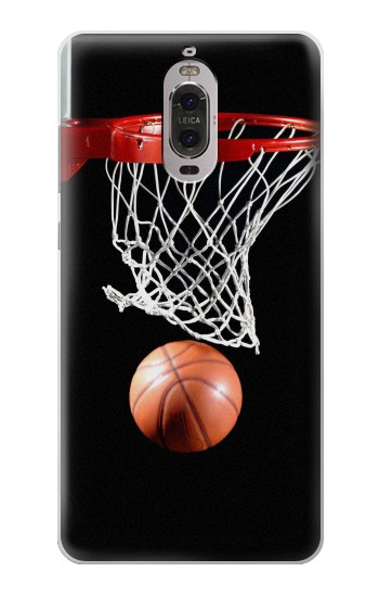 Printed Basketball Huawei Ascend P6 Case
