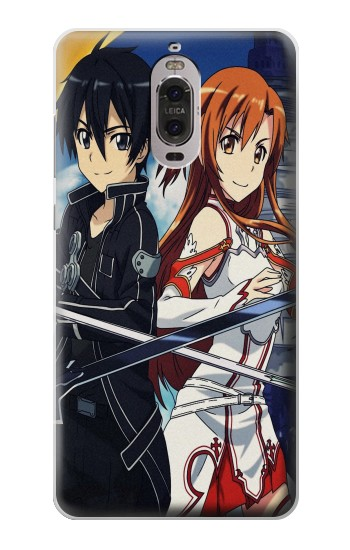 Printed Sword Art Online Huawei Ascend P6 Case