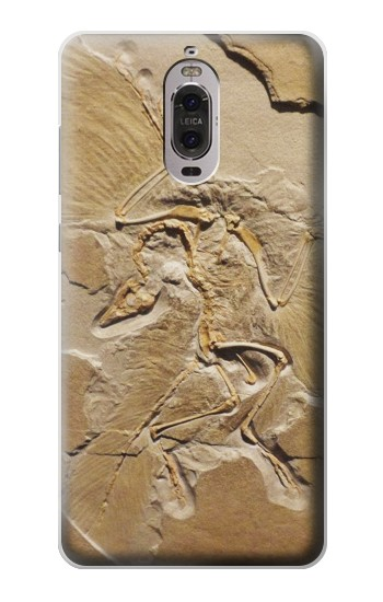 Printed Dinosaur Fossil Huawei Ascend P6 Case