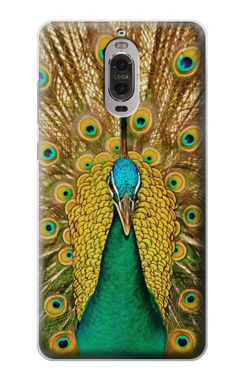 Printed Peacock Huawei Ascend P6 Case