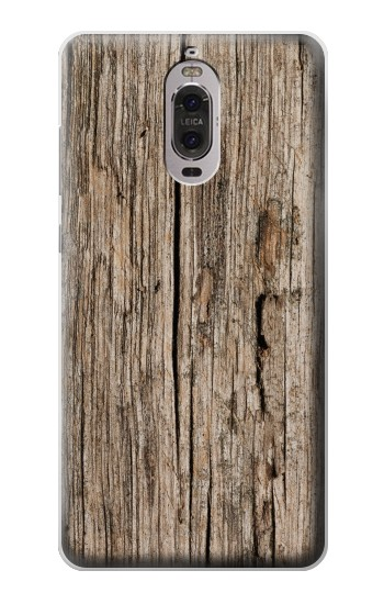 Printed Wood Huawei Ascend P6 Case
