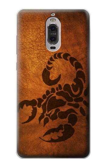 Printed Scorpion Tattoo Huawei Ascend P6 Case