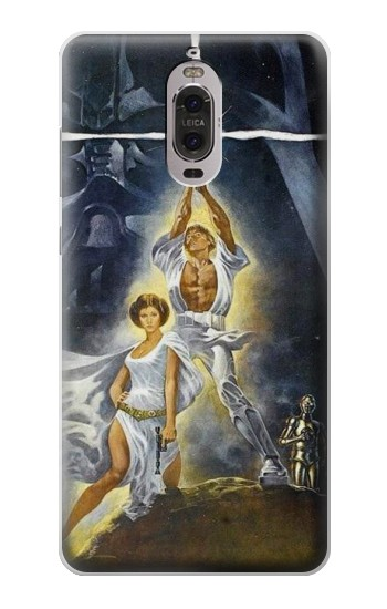 Printed New Hope Huawei Ascend P6 Case