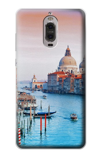Printed Beauty of Venice Italy Huawei Ascend P6 Case
