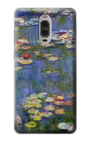 Printed Claude Monet Water Lilies Huawei Ascend P6 Case