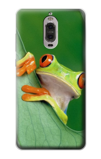 Printed Little Frog Huawei Ascend P6 Case