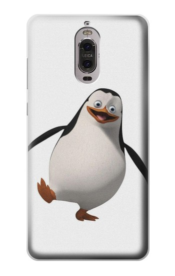 Printed Penguin Huawei Ascend P6 Case