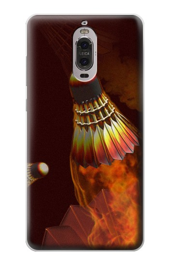 Printed Badmintons Huawei Ascend P6 Case