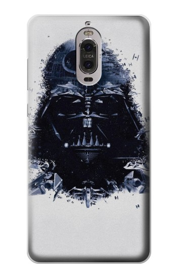 Printed Darth Vader Huawei Ascend P6 Case