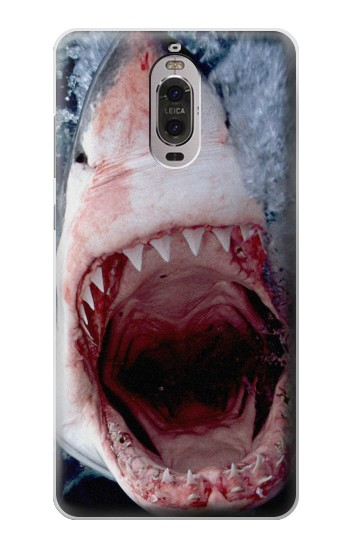 Printed Jaws Shark Mouth Huawei Ascend P6 Case