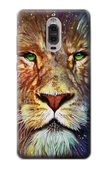 Printed Lion Huawei Ascend P6 Case