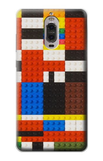 Printed Brick Toy Lego Graphic Printed Huawei Ascend P6 Case