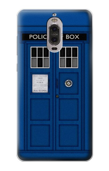Printed Doctor Who Tardis Huawei Ascend P6 Case
