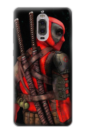 Printed Deadpool 2 Huawei Ascend P6 Case