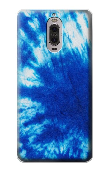 Printed Tie Dye Blue Huawei Ascend P6 Case