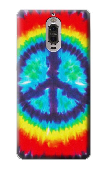Printed Tie Dye Peace Huawei Ascend P6 Case