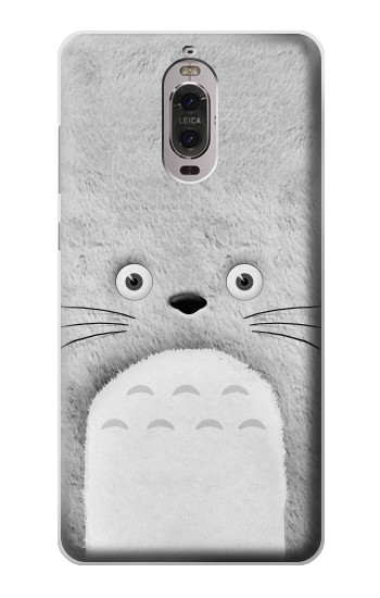 Printed My Neighbor Totoro Grey Minimalist Huawei Ascend P6 Case