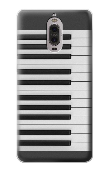 Printed One Octave Piano Huawei Ascend P6 Case