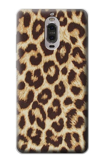 Printed Leopard Pattern Graphic Printed Huawei Ascend P6 Case